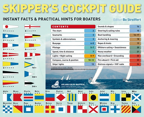 Skipper's Cockpit Guide : Instant Facts and Practical Hints for Boaters