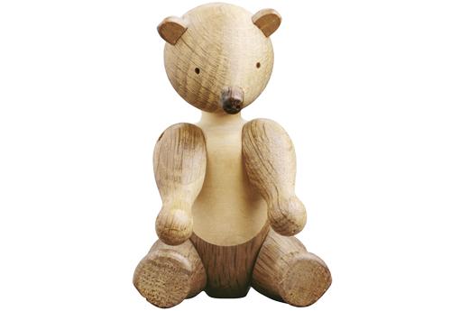 Wooden Teddy Toy