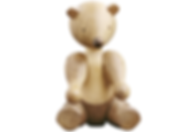 Wooden Teddy Toy