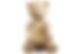 Juguete de madera de peluche