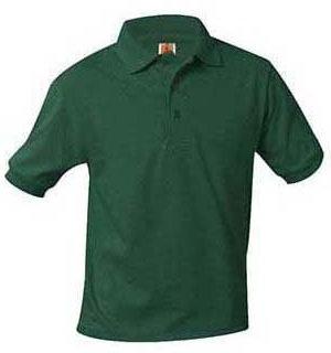 Short Sleeve Jersey  Knit Shirt