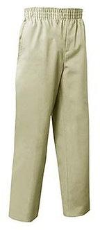 Unisex Pull-On Pants