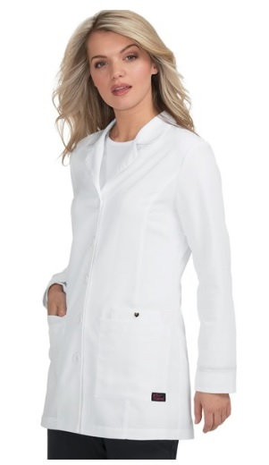 Marigold Lab Coat
