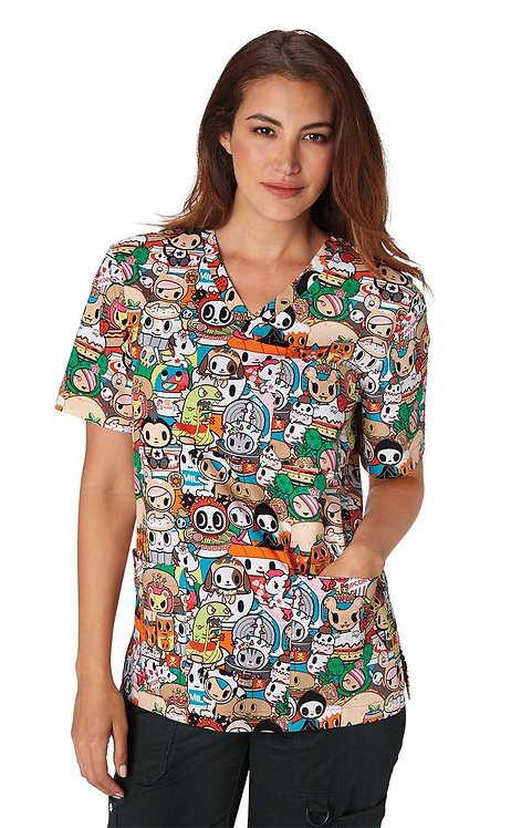 Ashton tokidoki Top