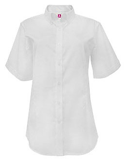 Short Sleeve Pinpoint Oxford Shirt