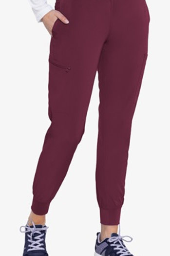MedCouture Energy Smocked Waist Jogger Pant (8739)