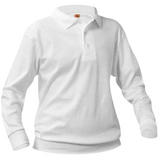 Long Sleeve Interlock  Knit Overshirt