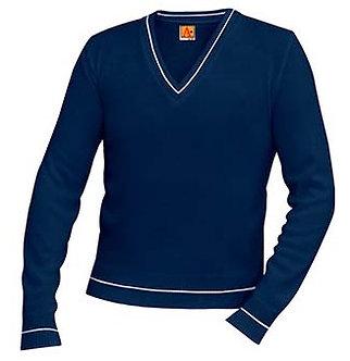 Varsity Pullover Sweater