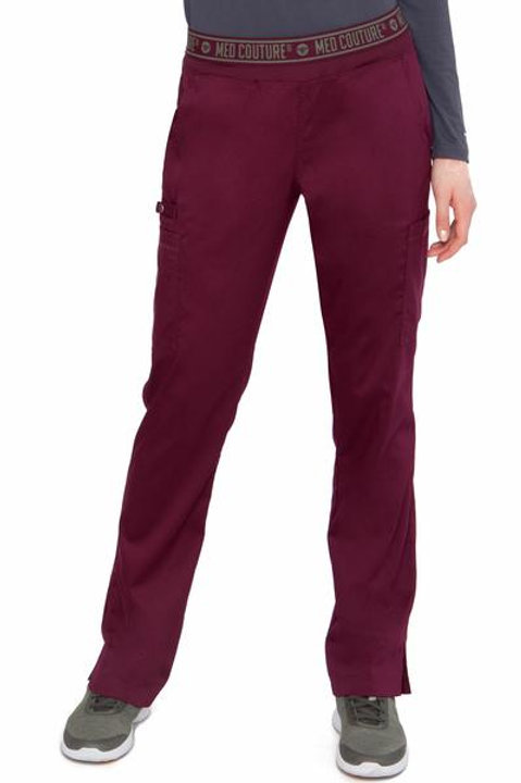 MedCouture Touch Yoga 2 Cargo Pocket Pant (7739)