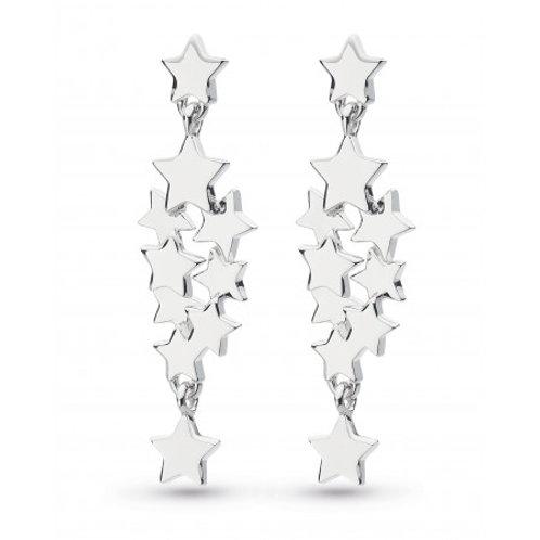 Stargazer Galaxy drop earrings