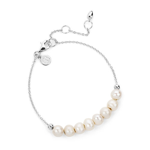Angelina pearl bracelet