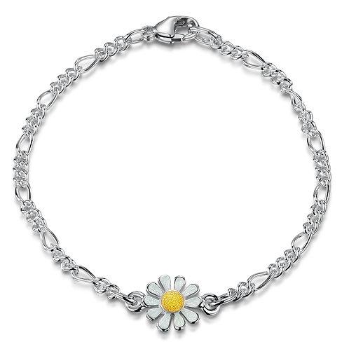Daisies at dawn bracelet