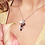 Thumbnail: Blossom Bloom Trio and Rose Gold Plated Necklace