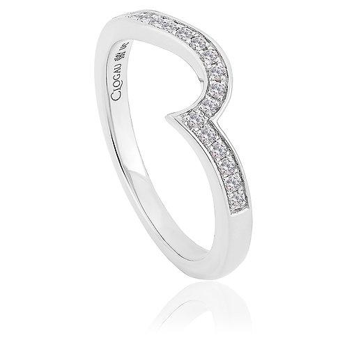 Forever Fairytale Clogau Wedding ring