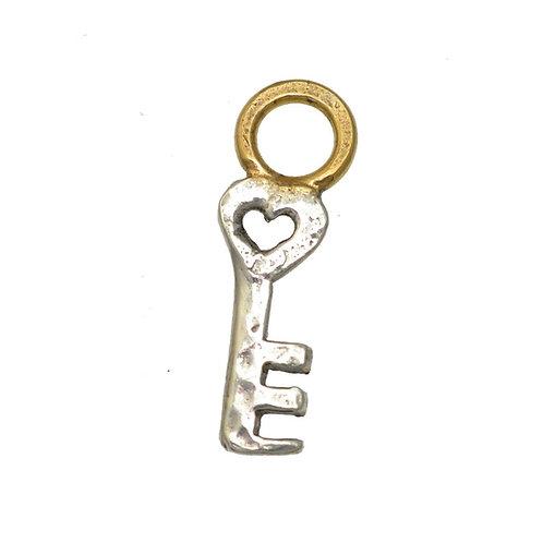 Tiny Key charm