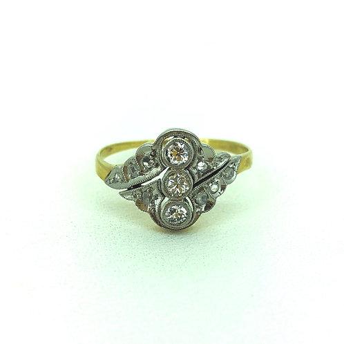 Vintage Diamond ring 1925