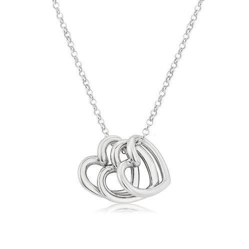 Hannah Heart pendant