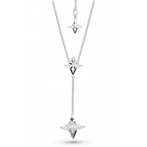 Empire Astoria Star lariat necklace