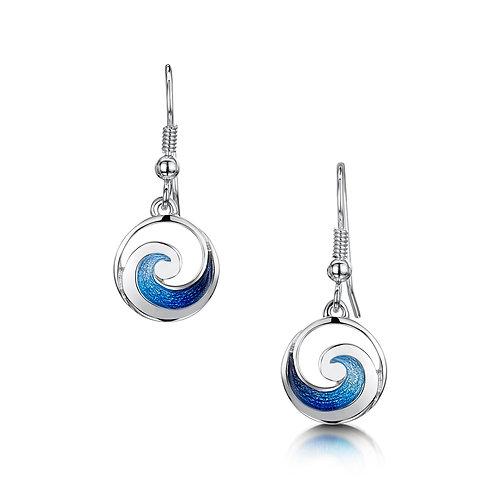Pentland drop earrings
