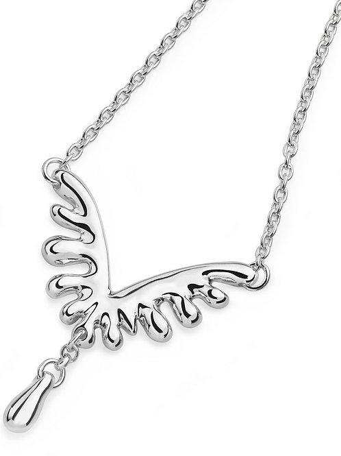 Mini V style necklace