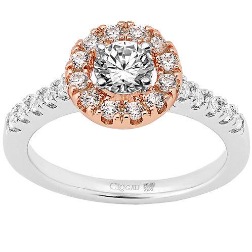 Love Divine Clogau ring