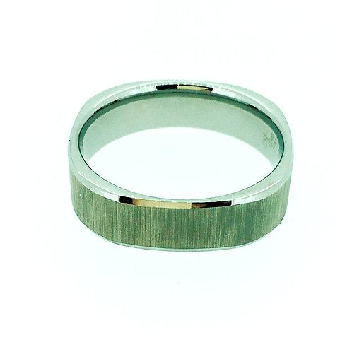 Tungsten carbide square profile ring