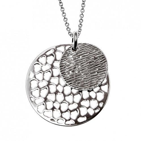 Ocean double pendant