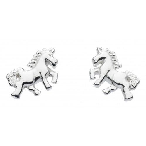 Mythical Unicorn Dinky stud earrings