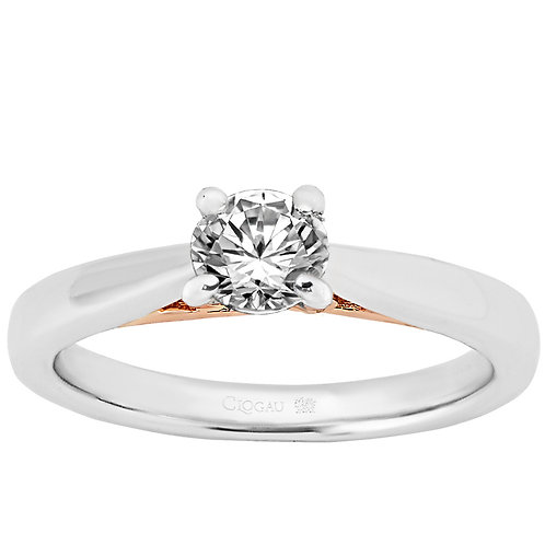 New Beginning Clogau ring 50 point Diamond