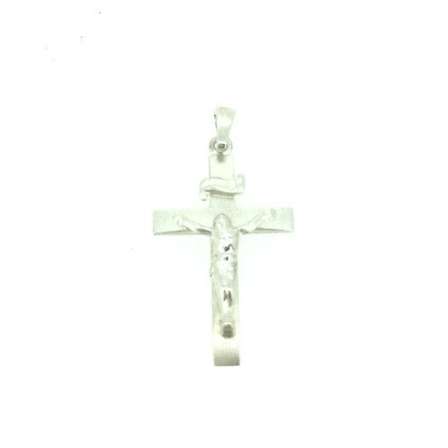 Crucifix Silver pendant