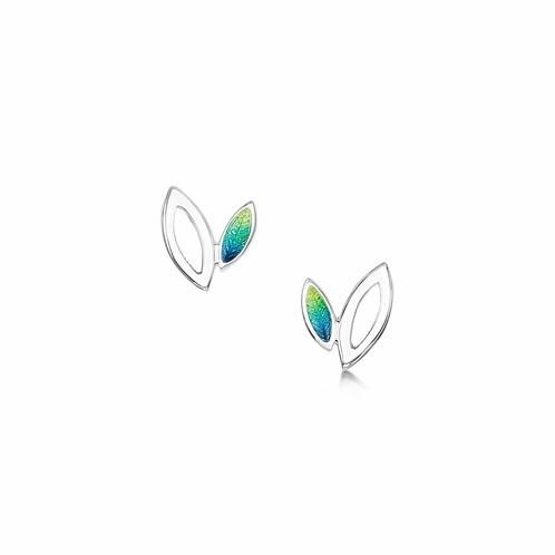 Seasons Spring petite stud earrings