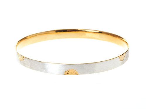 Sunrise bangle