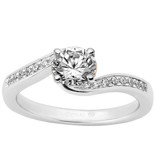 True Romance Clogau ring 1ct Diamond