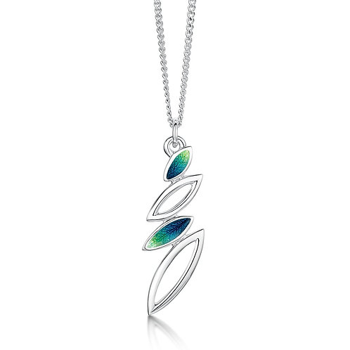 Seasons small Spring pendant