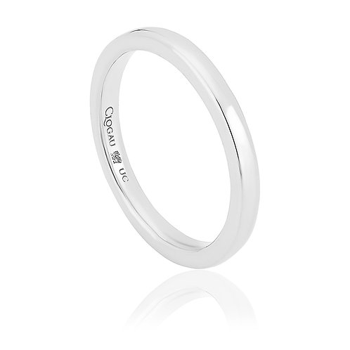 New Beginning Clogau wedding ring
