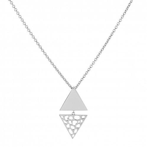 Trinity double pendant
