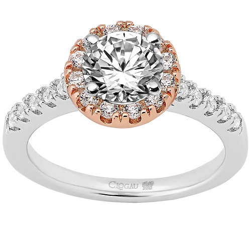 Love Divine Clogau ring 1ct Diamond