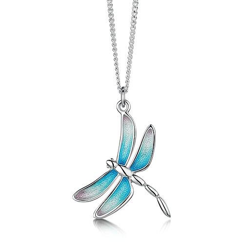 Dragonfly large pendant