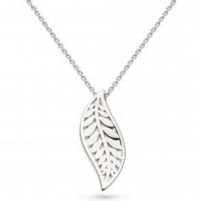 Blosson eden leaf necklace
