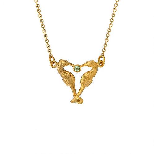 Seahorse Companion necklace