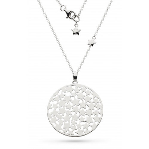 "Stargazer Nova Grande Disc 28"" Necklace"