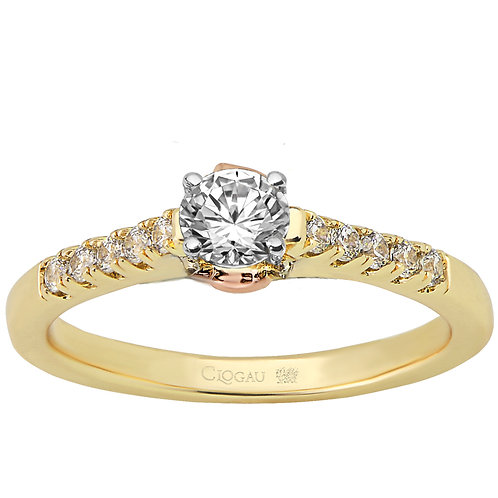 Timeless Love Clogau ring