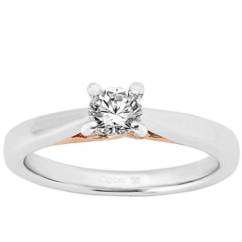 New Beginning Clogau ring 30point Diamond