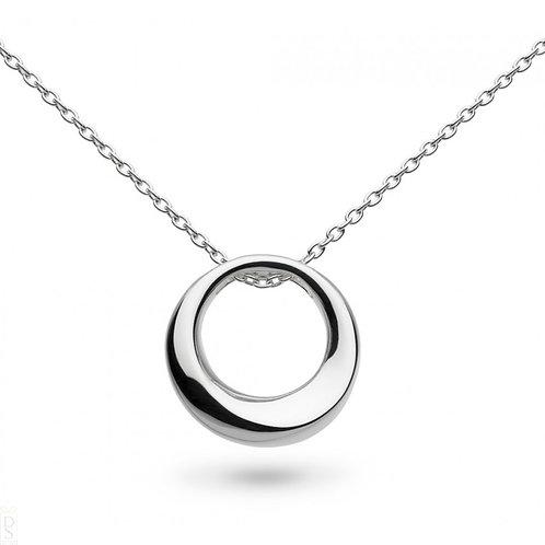 Bevel cirque small necklace