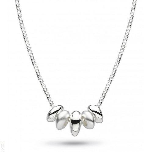 Coast tumble sandblast necklace