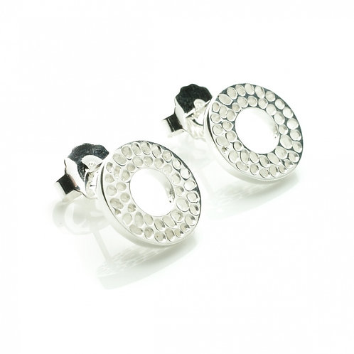 Enkai stud earrings