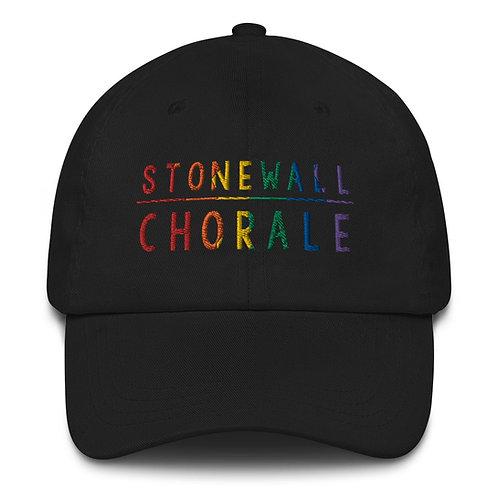 Stonewall Chorale Baseball Cap