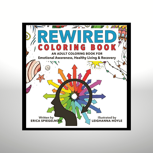Signed Copy of The Rewired Coloring Book
