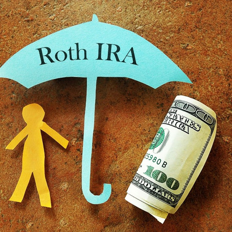 Deadline for Contributions to IRAs and Roth IRAs Extended