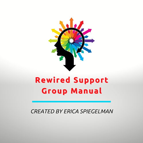 Rewired Support Group Resources